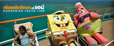 Nickelodeon Cruceros Tematicos 2011
