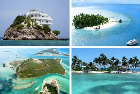 amazing private islands