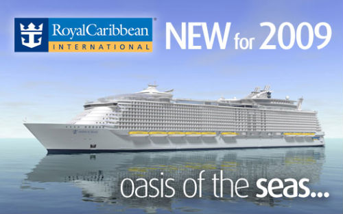 Crucero Oasis of the Seas cruises