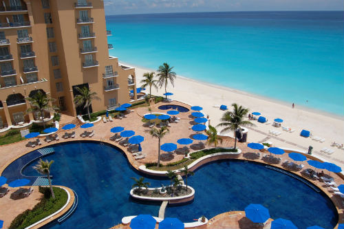 The Ritz Carlton Cancun