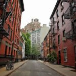 Barrio de Greenwich Village – Nueva York