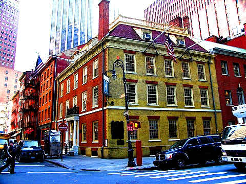 Fraunces Tavern