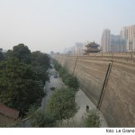 Xi'an: La gran muralla en China