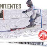 Centro de esquí en Penitentes, Mendoza, Argentina