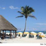 Paamul hermosas playas en México