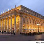 La hermosa ciudad de Burdeos en Francia