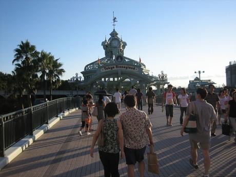 Disney Tokyo | Foto: kompressor.