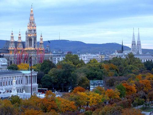viena ciudad europea