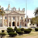 La ciudad de Villa Maria en Córdoba