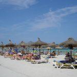 Las playas de Mallorca en España