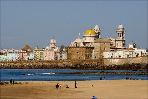 Ciudad de Cadiz Andalucia