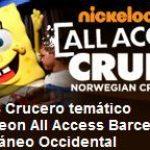Crucero temático de Nickelodeon