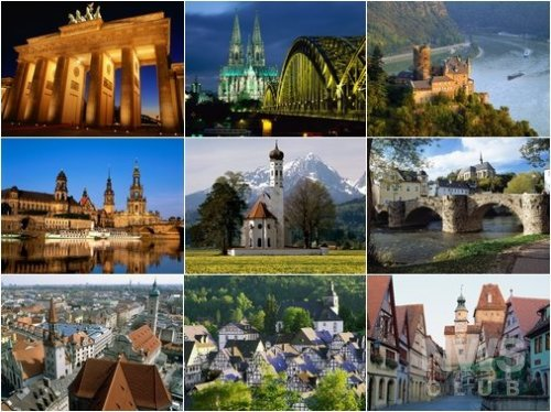 Guia turistica de Alemania