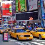 El transporte desde los aeropuertos de Nueva York