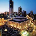 Un paseo al Lincoln Center
