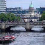 Ciudad de Dublín en Europa