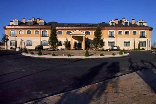 Hotel Fontecruz Avila