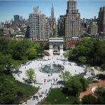 Washington Square Park, en Nueva York