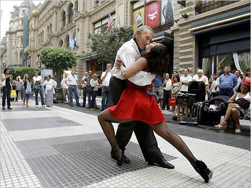 Mundial de Tango 2011 Buenos Aires