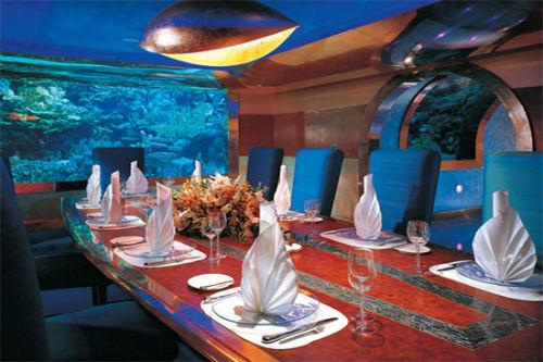 Hoteles Dubai Restaurantes