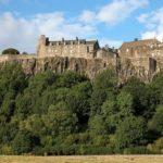 El Castillo de Stirling, Escocia