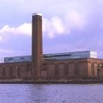 Museo Tate Modern  en Londres, Inglaterra
