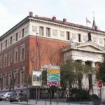 La Real Academia Española en Madrid