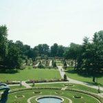 El Parque de la Bagatelle en Paris