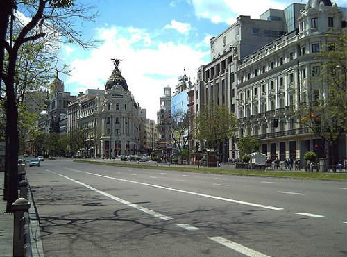 Calle de Alcala