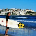 Turismo por Las playas de Australia, un paraíso para los surfistas