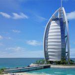El hotel más lujoso del mundo: Burj Al Arab