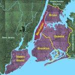 La isla de Manhattan