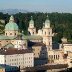 Salzburgo, la ciudad con la muralla más antigua de Europa