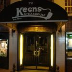 Keens Steakhouse New York