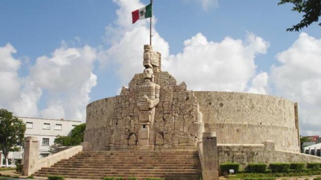 Monumento Merida Yucatan