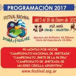 Festival de Doma y Folklore de Jesús María