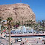 La ciudad de Arica