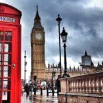 Sitios más visitadosen Europa