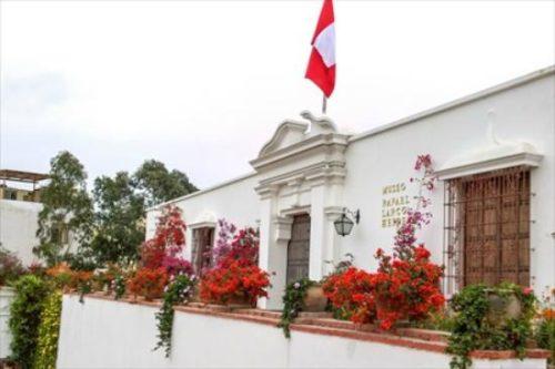 Museo Larco Herrera de Lima